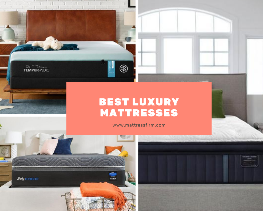 the best luxury mattresses available at mattress firm
