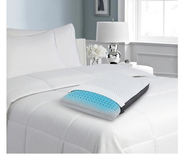 beautyrest black ice pillow