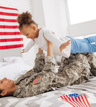 Military members get an extra 10-20% off.