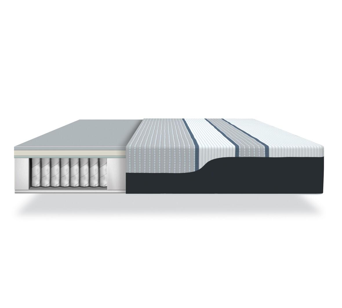 "iSeries Hybrid 1000 12"" Medium Mattress"