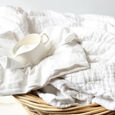 how to wash sheets and bedding accessories