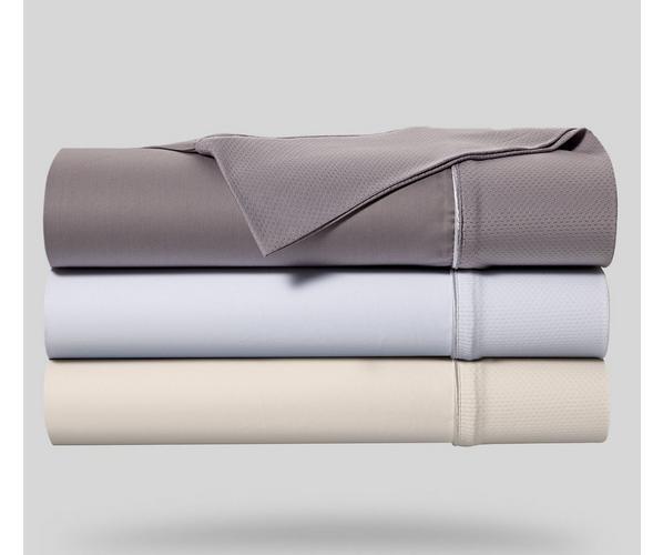 bedgear dri-tec sheet set will help stop sweat and help you sleep cool
