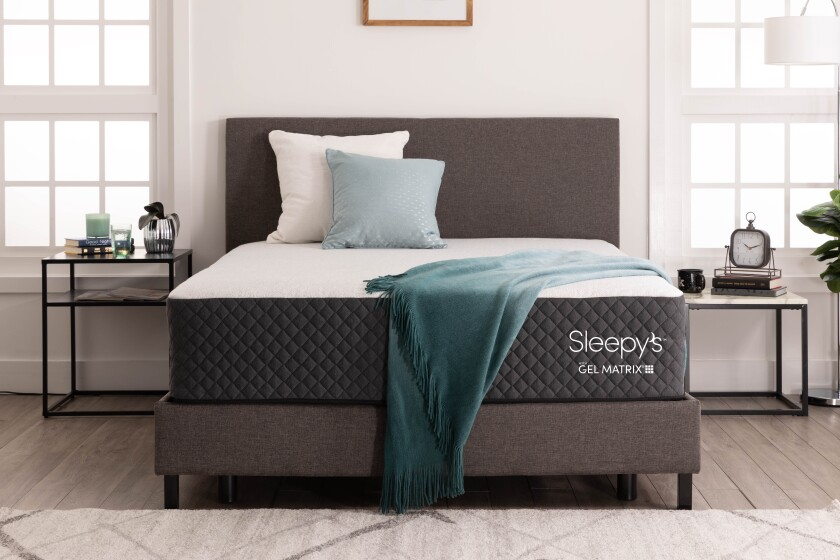 "Sleepy's 12"" Gel Matrix™ Hybrid Mattress"