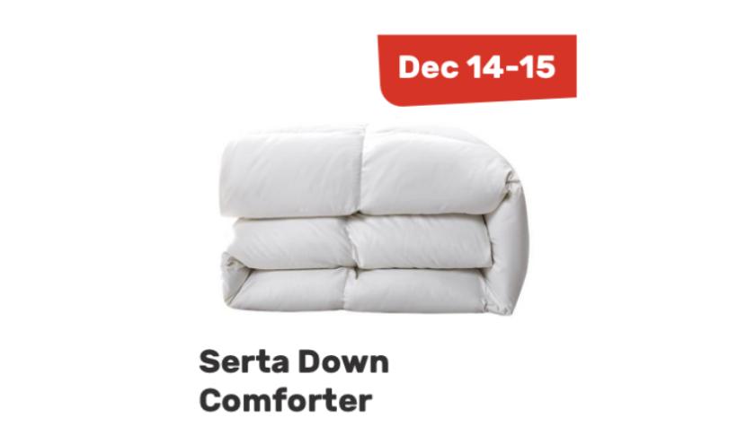 DREAMcember: Serta Perfect Comforter