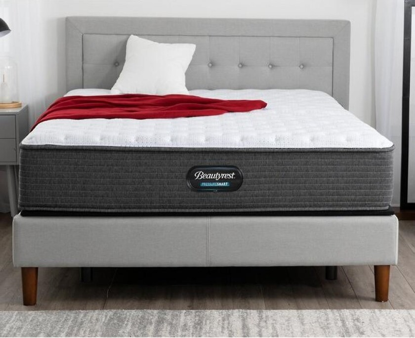 "Beautyrest PressureSmart 11.5"" Firm Mattress"