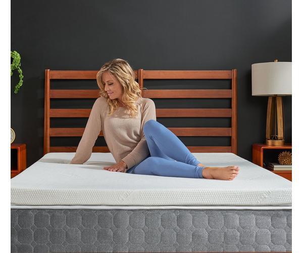 tempur mattress topper tempur-supreme