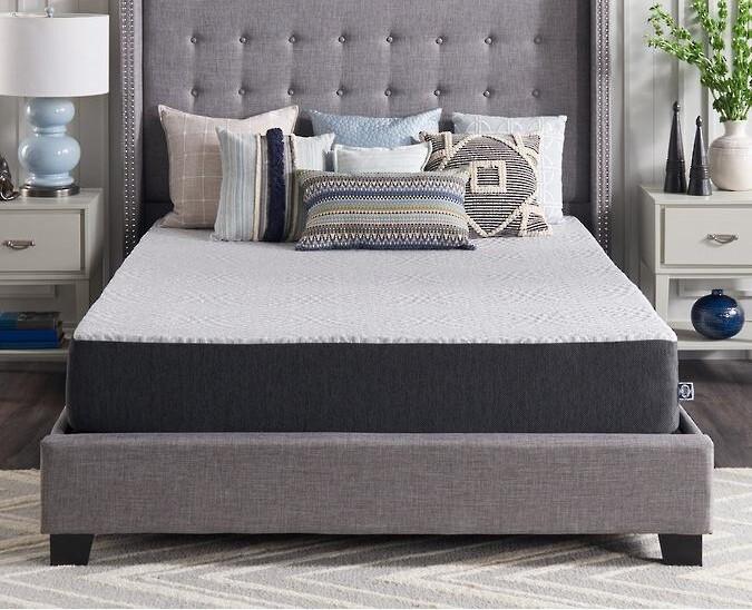 sealy medium mattress in a box