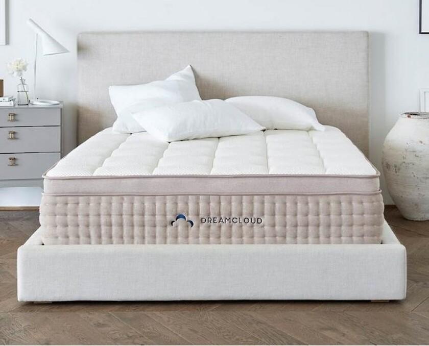 dreamcloud best bed in a box