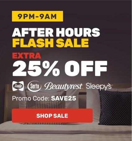Black Friday After Hours Flash Sale