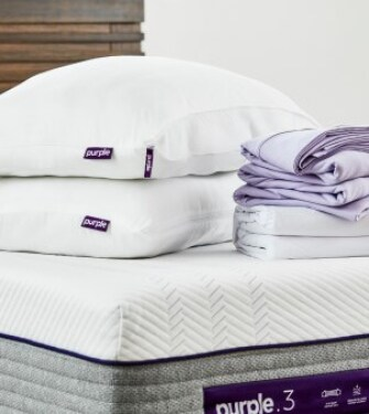 Save up to $350 off Purple mattress & bundle