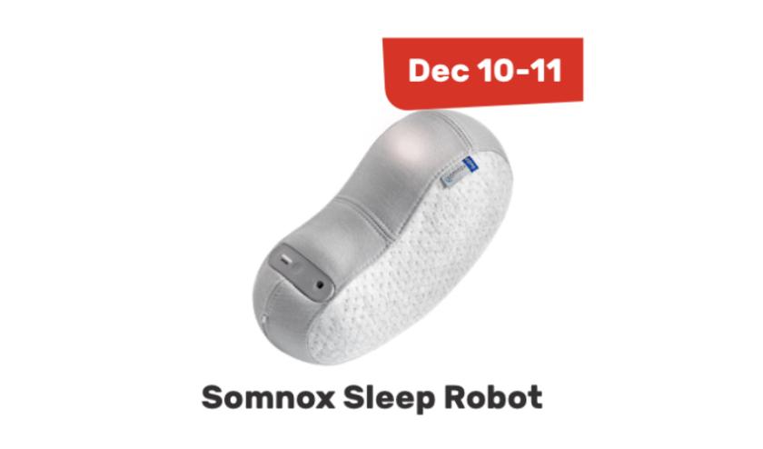 DREAMcember: Somnox Sleep Robot
