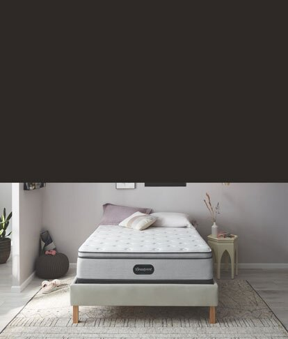 beautyrest mattress in bedroom