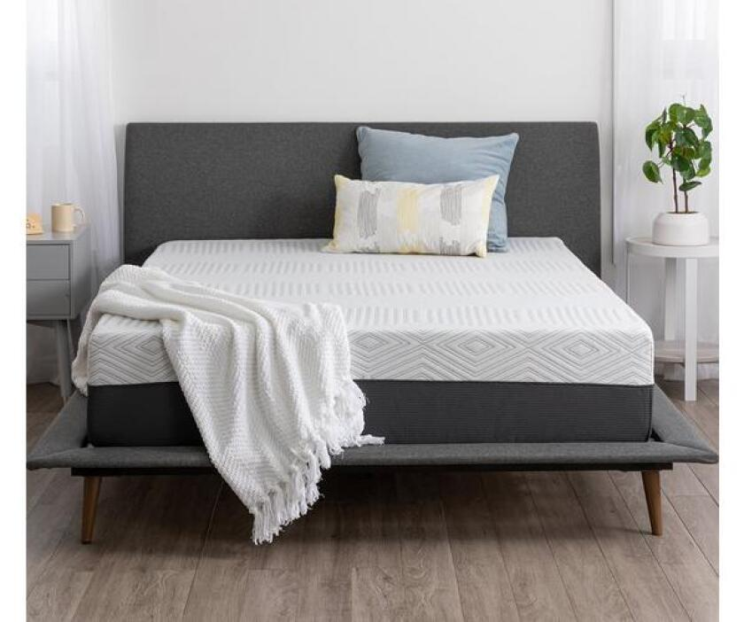 sleepys curve mattress bed in a box