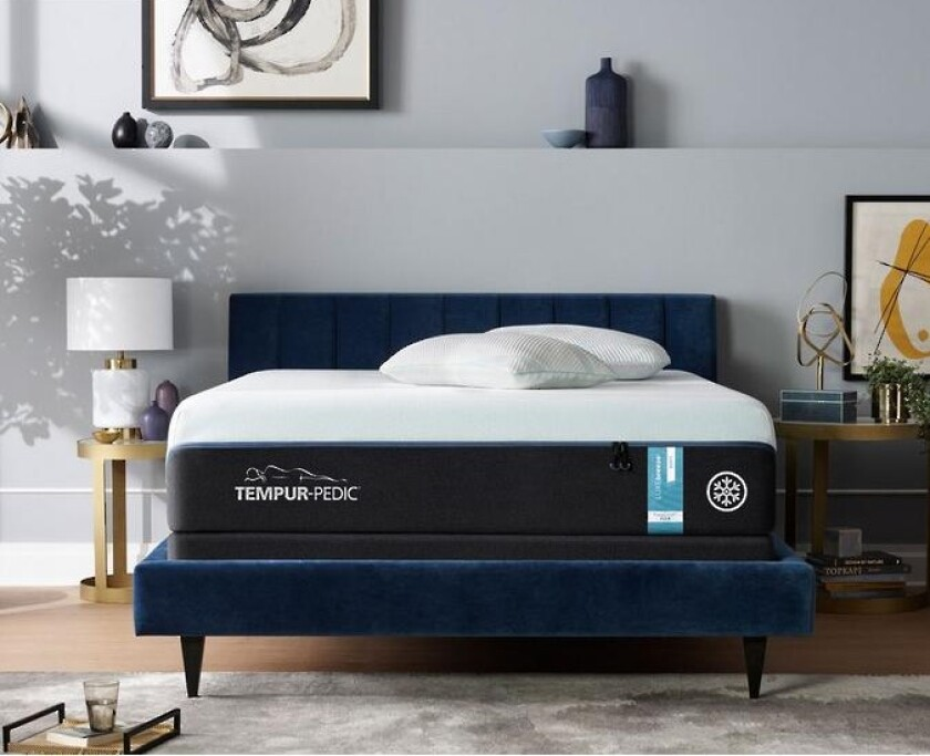 "TEMPUR-LUXEbreeze° 13"" Soft Mattress"