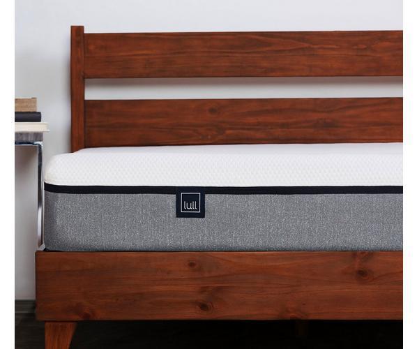lull mattress bed in a box