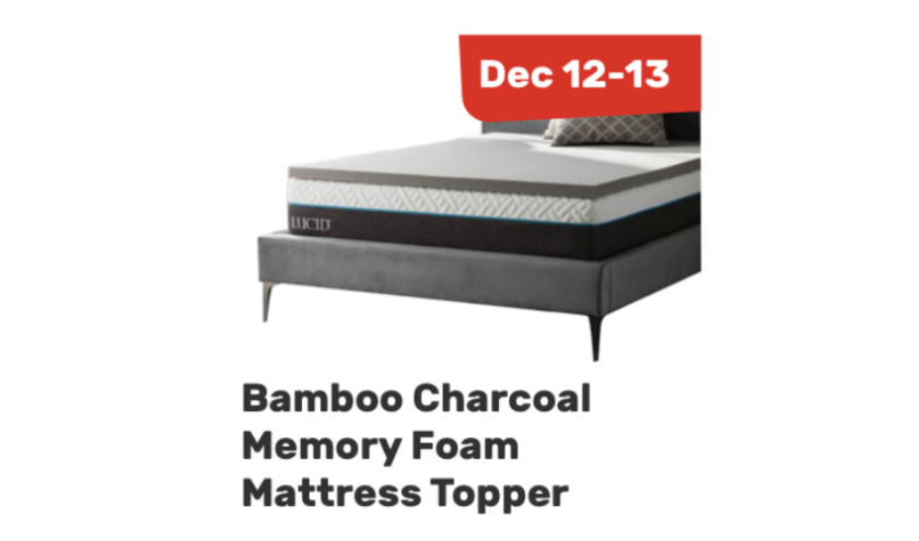 DREAMcember: Lucid mattress topper